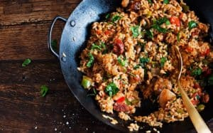 Jambalaya Rice Recipe
