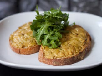 Welsh Rarebit Recipe